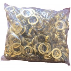 Jost Gold Plated grommets